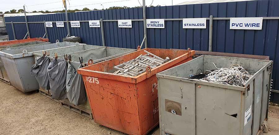Rust Recycler Locations Harbor